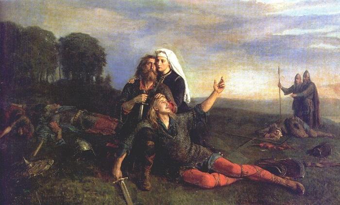Картина Петера Николая Арбо.